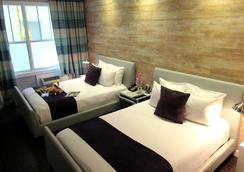 シェリー ホテル - マイアミ・ビーチ - 寝室