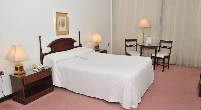 Hotel Excelsior - アスンシオン - 寝室