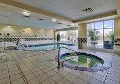 Hilton Garden Inn Albuquerque/Journal Center - アルバカーキ - プール