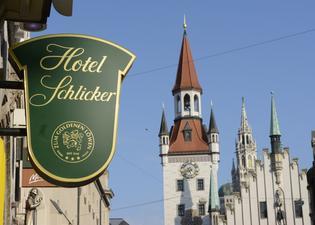 ホテル シュリッカー