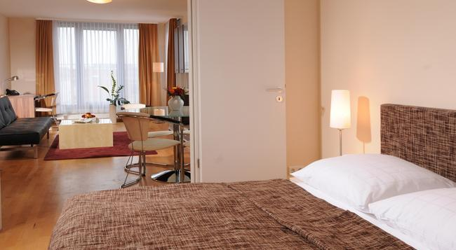 アパートホテル レジデンス アム ドイチェ シアター - ベルリン - 寝室