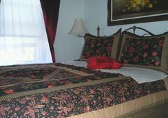 Susan's Retreat - ナイアガラフォールズ - 寝室