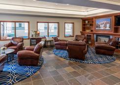 Wood River Inn & Suites - ヘイリー - ロビー