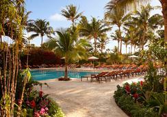 ザ パームス ホテル & スパ - マイアミ・ビーチ - プール