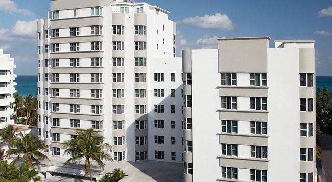 ザ パームス ホテル & スパ - マイアミ・ビーチ - 建物