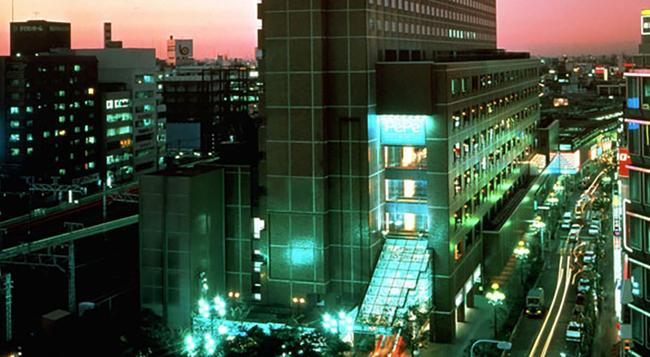 新宿プリンスホテル - 東京 - 建物