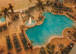 Sanibel Harbour Marriott Resort & Spa - Fort Myers - プール