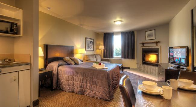 Hotel Vacances Tremblant - モントランブラン - 寝室