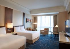 上海 マリオット ホテル プートン イースト - 上海市 - 寝室