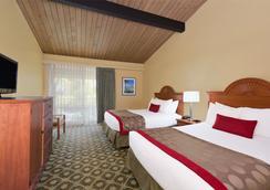 ラマダ サンタ バーバラ - サンタ・バーバラ - 寝室