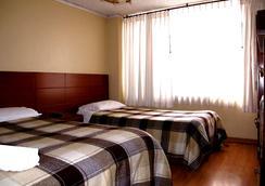 Hotel Filatelia - キト - 寝室