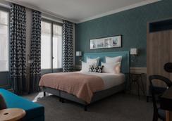 オテル アデル & ジュール - パリ - 寝室