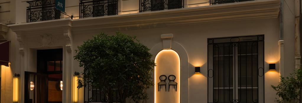 オテル アデル & ジュール - パリ - 建物