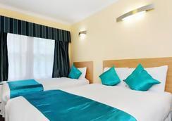 ロード ジム ホテル ロンドン ビクトリア - ロンドン - 寝室