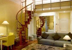 ピッコロ レジデンス アパートホテル - フィレンツェ - 寝室