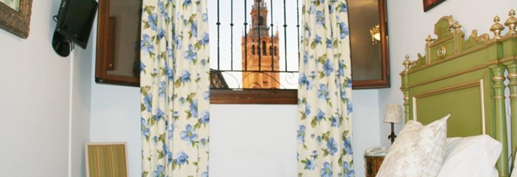 ホテル コンベント ラ グロリア - セビリア - 寝室