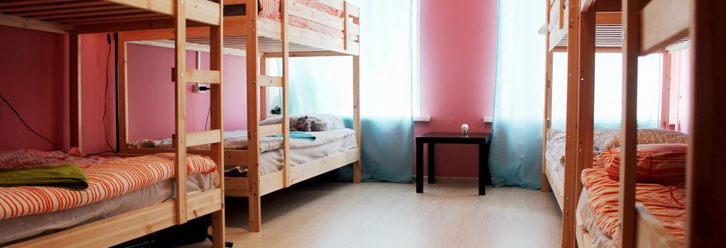 Final Destination Hostel - サンクトペテルブルク - 寝室