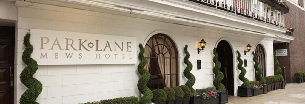 パーク レーン ミューズ ホテル - ロンドン - 建物
