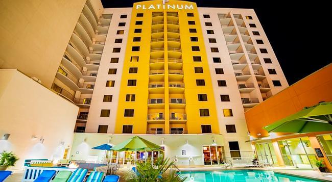 プラチナム ホテル アンド スパ - ラスベガス - 建物