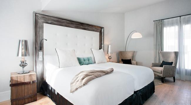 ブティック ホテル ポサダ テッラ サンタ - パルマ・デ・マヨルカ - 寝室