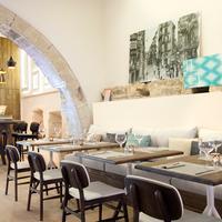 ブティック ホテル ポサダ テッラ サンタ Restaurant