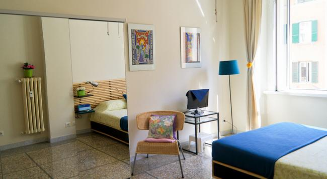 Bed and Breakfast Roma Re - ローマ - 寝室