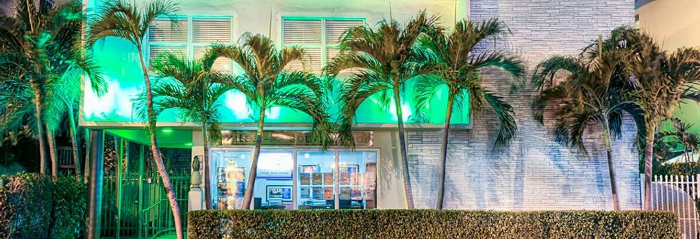 Suites on South Beach - マイアミ・ビーチ - 建物