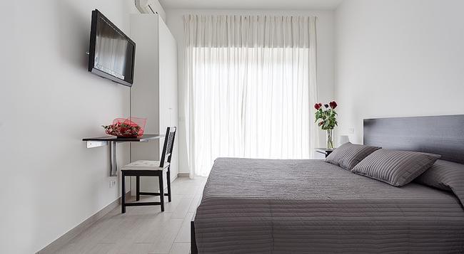 Elements Bed&Breakfast - ローマ - 寝室