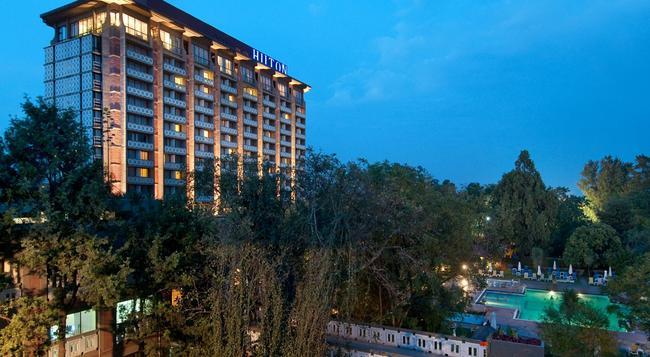Hilton Addis Ababa - Addis Ababa - 建物