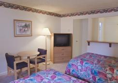 カリフォルニア スイーツ ホテル - サンディエゴ - 寝室