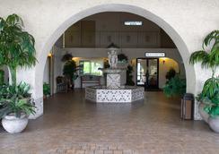 カリフォルニア スイーツ ホテル - サンディエゴ - ロビー