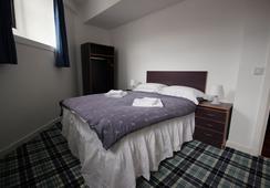 タータン ロッジ - グラスゴー - 寝室
