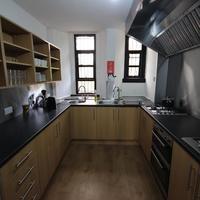 タータン ロッジ Kitchen
