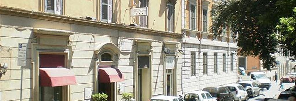 マリアーノ - ローマ - 建物