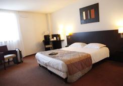 Brit Hôtel du Stade - レンヌ - 寝室