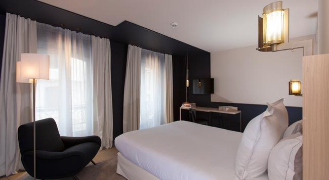オテル ド ネル - パリ - 寝室