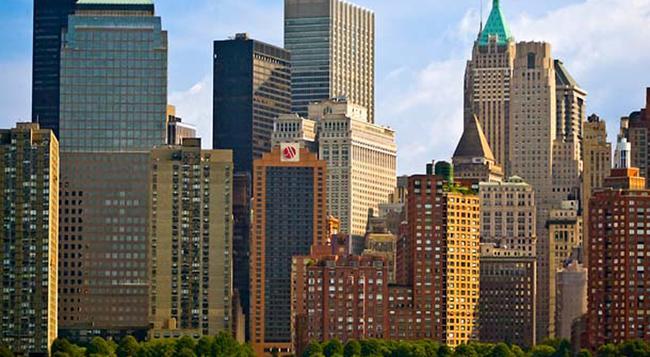 ニューヨーク マリオット ダウンタウン - ニューヨーク - 建物