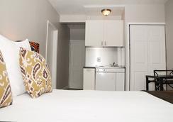 ホテル 18 - マイアミ・ビーチ - 寝室