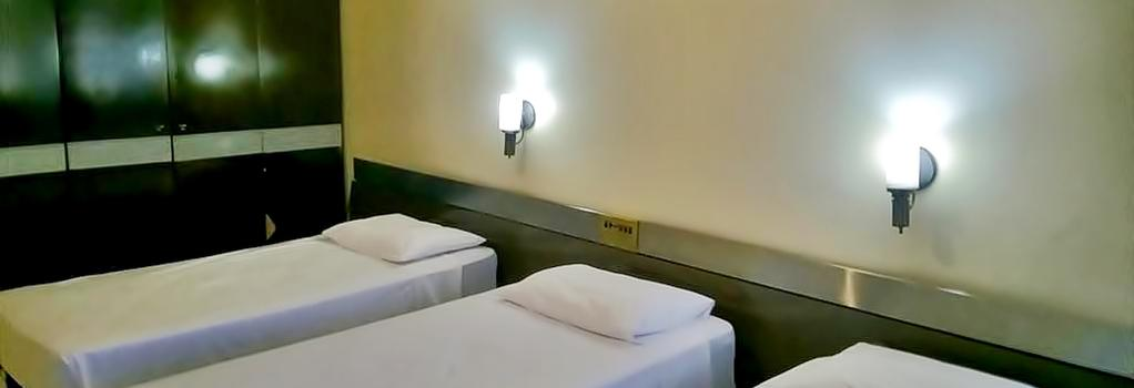 Salvatti Cataratas Hotel - フォス・ド・イグアス - 寝室