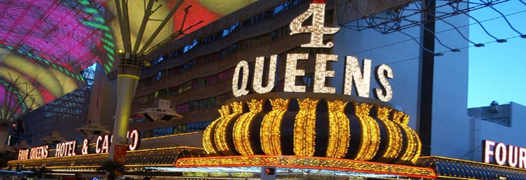 フォー クィーンズ ホテル アンド カジノ - ラスベガス - 建物