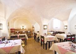 バロックホテル アム ドム ガルニ - バンベルク - レストラン