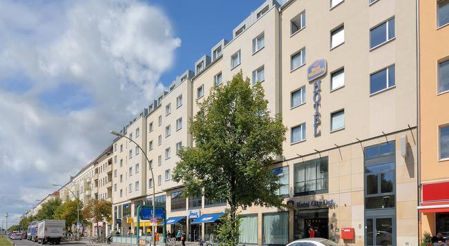 ベスト ウェスタン ホテル シティ 東 - ベルリン - 建物