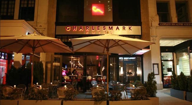 チャールズマーク ホテル - ボストン - 建物
