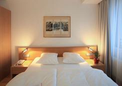 ホテル シモンチーニ - ルクセンブルク - 寝室