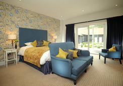 Congham Hall Hotel - キングズ・リン - 寝室