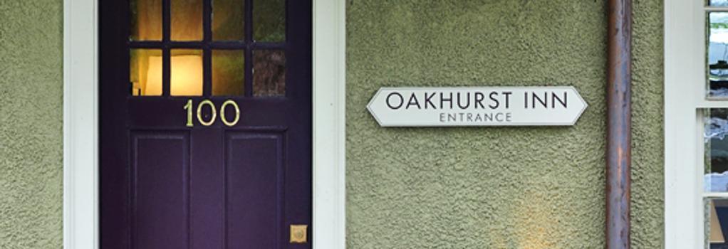 Oakhurst Inn - シャーロッツビル - 建物