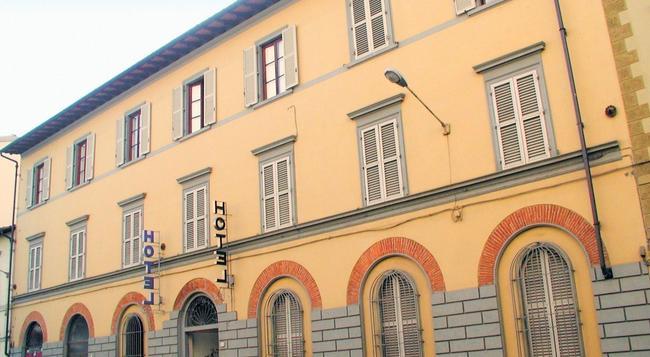 ホテル リタ メジャー - フィレンツェ - 建物