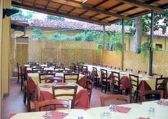 ホテル リタ メジャー - フィレンツェ - レストラン