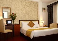 M&M ホテル ブイ ティ スアン ストリート - ホーチミン - 寝室