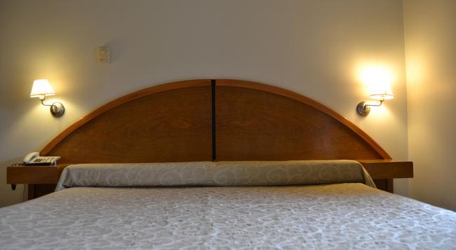 Apart Hotel Maué - メンドーサ - 寝室